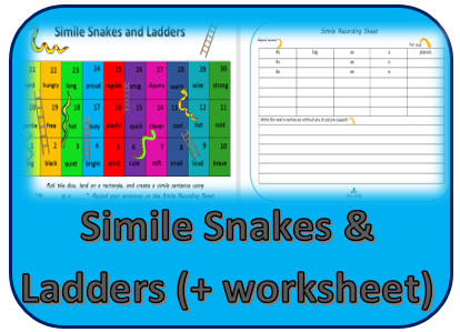 Simile Snakes and Ladders1