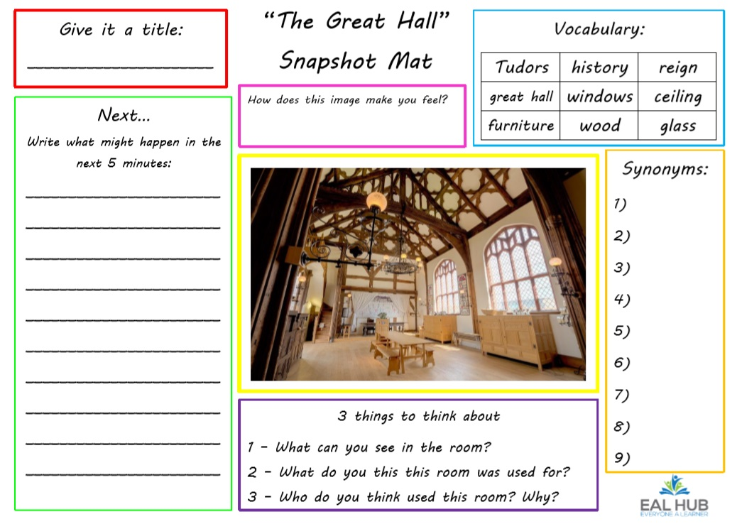 The Great Hall screenshot