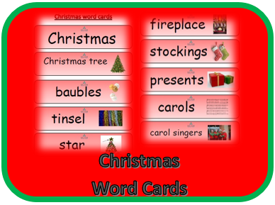 word cards thumb