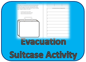Evacuation Suitcase