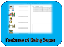 Features of super