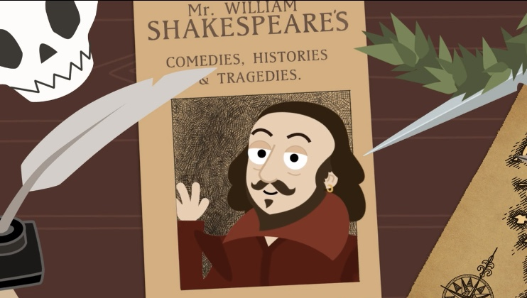 The Life and Times of William Shakespeare screen grab