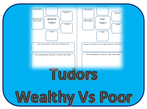 Tudors wealthy v poor