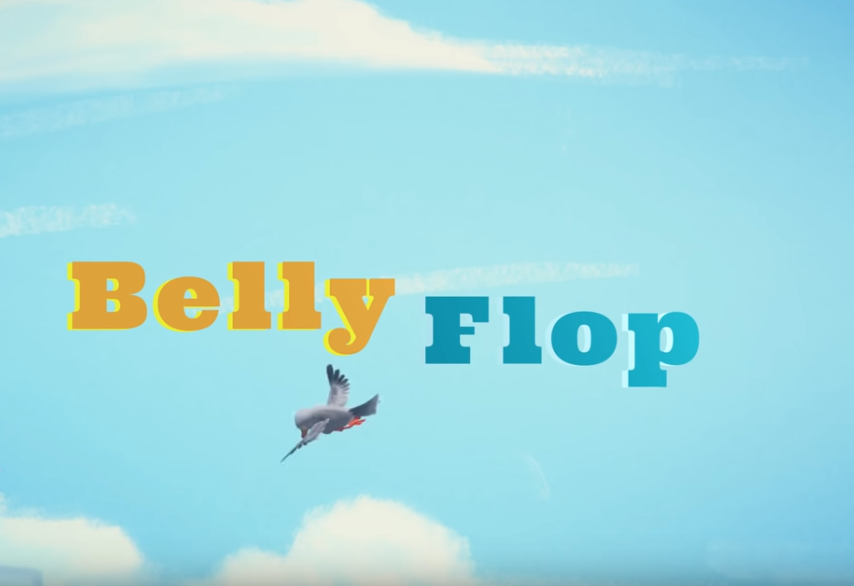 belly flop