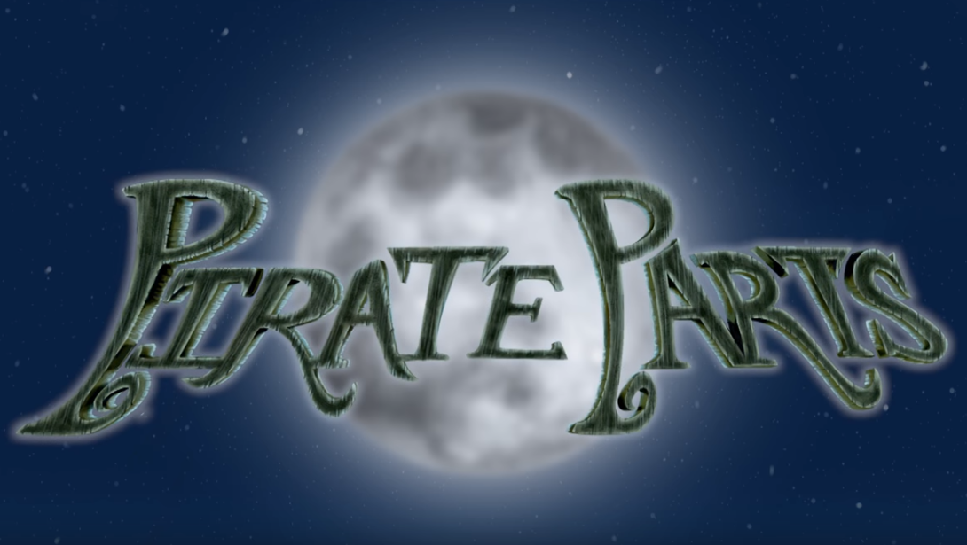 pirate parts
